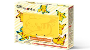 Mario Sports Superstars Gets Date; Pikachu Yellow 3DS XL & More