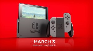 Nintendo Switch Launches 2 Weeks From Today