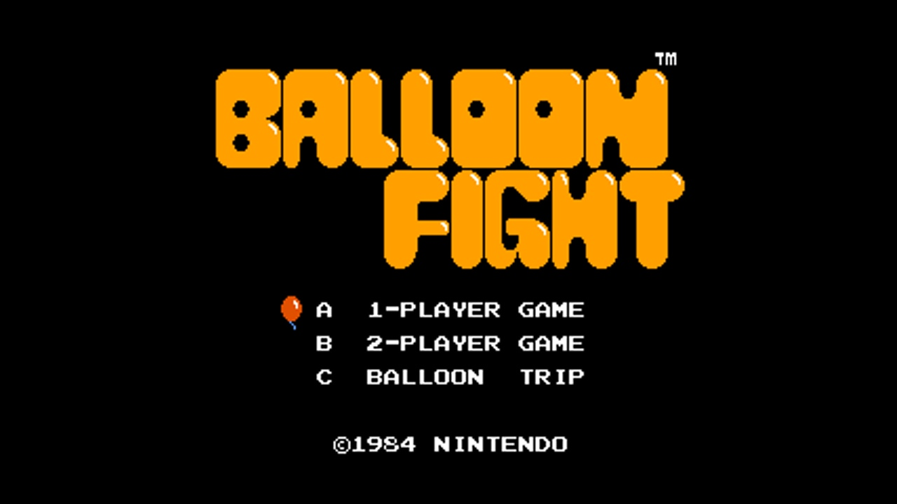 Balloon Fight (NES) Game Hub