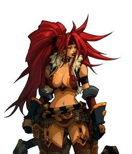 Battle-Chasers-hero-portrait-monika