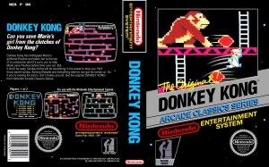 Donkey Kong Box