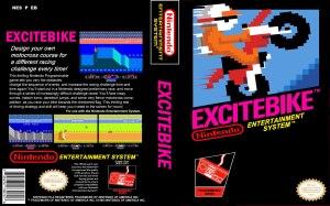 Excitebike Box
