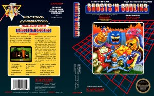Ghosts N Goblins Box