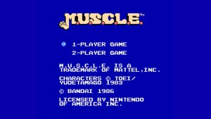 MUSCLE (NES) Game Hub