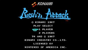 Rush 'N Attack (NES) Game Hub