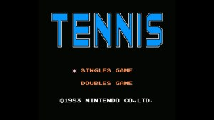 Tennis (NES) Game Hub