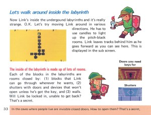 The Legend of Zelda Instruction Booklet - 33