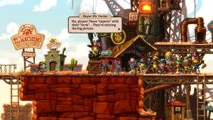 SteamWorld Dig 2 - PAX3