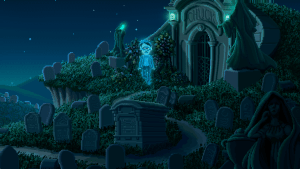 ThimbleweedPark-Franklin-Cemetery