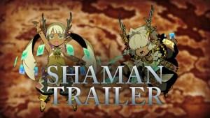 VIDEO: Etrian Odyssey V: Shaman Class