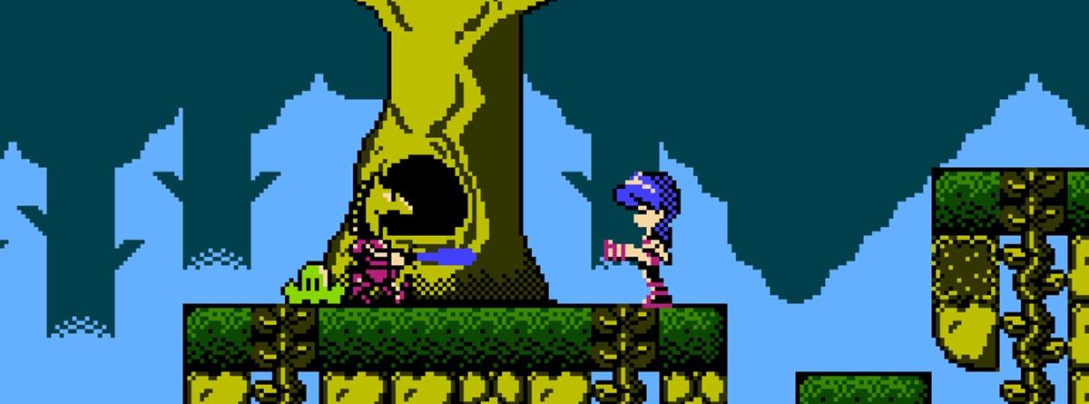 Athena (NES) Game Hub