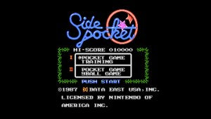 Side Pocket (NES) Game Hub