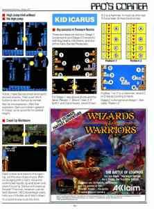 NIntendo Fun Club News | Winter 1987 - 19