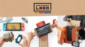 VIDEO: Nintendo Labo Toy-Con Garage: Invent New Ways To Play