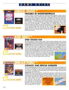 Official Nintendo Player's Guide Pg 144