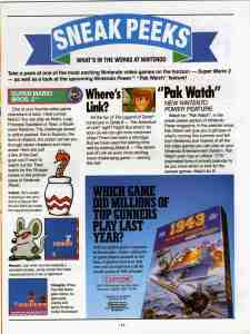 Nintendo Fun Club News | June-July 1988 pg 11
