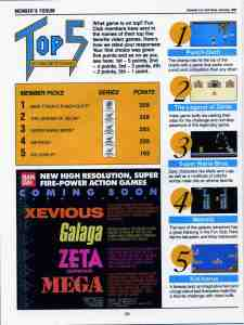 Nintendo Fun Club News | June-July 1988 pg 20
