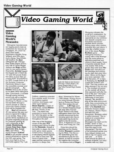 Computer Gaming World | September 1988 pg50