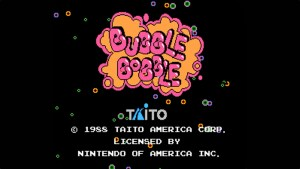Bubble Bobble (NES) Game Hub