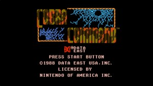 Cobra Command (NES) Game Hub