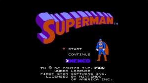 Superman (NES) Game Hub