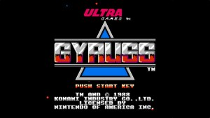 Gyruss (NES) Game Hub