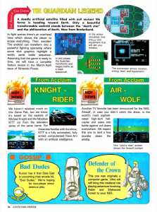 Nintendo Power | Jan Feb 1989-86