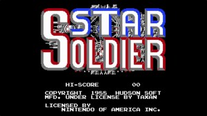 Star Soldier (NES) Game Hub
