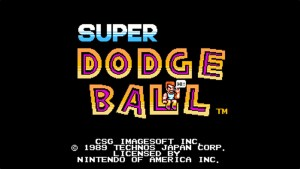 Super Dodge Ball (NES) Game Hub