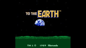 To The Earth (NES) Game Hub