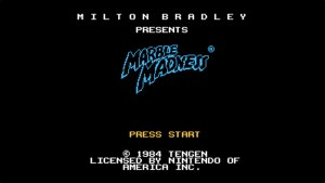Marble Madness (NES) Game Hub