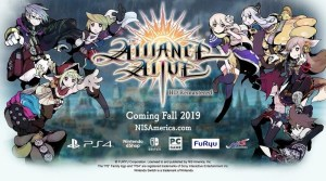NIS America Brings The Alliance Alive HD Remastered To Switch This Fall