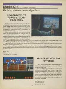 Game Player's Strategy Guide to Nintendo Games Issue 2 Pg. 014