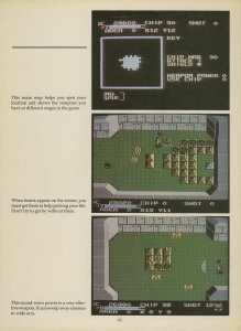 Game Player's Strategy Guide to Nintendo Games Issue 2 Pg. 093