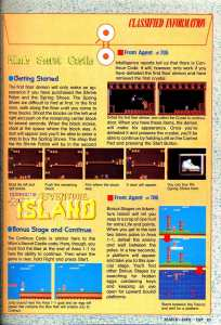 Nintendo Power | March April 1989 p063