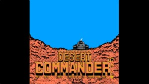Desert Commander (NES) Game Hub