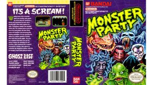 Monster Party Review