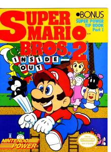 Nintendo Power | July Aug 89 | SMB 2 Hint Book - 1