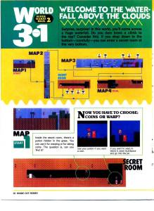 Nintendo Power | July Aug 89 | SMB 2 Hint Book - 20