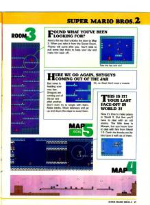 Nintendo Power | July Aug 89 | SMB 2 Hint Book - 27