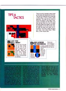 Nintendo Power | July Aug 89 | SMB 2 Hint Book - 5
