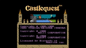 Castlequest (NES) Game Hub