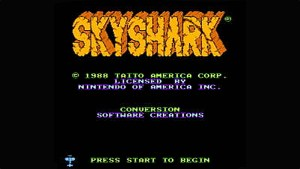 Sky Shark (NES) Game Hub