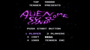 Alien Syndrome (NES) Game Hub