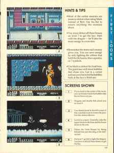 Game Players Buyers Guide To Nintendo Games | October 1989 pg-121