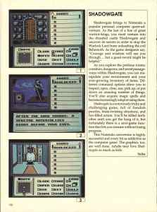 Game Players Buyers Guide To Nintendo Games | October 1989 pg-130