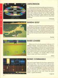 Game Players Buyers Guide To Nintendo Games | October 1989 pg-40