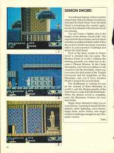 Game Players Buyers Guide To Nintendo Games | October 1989 pg-88