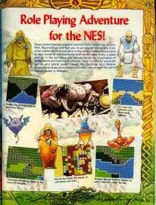 Nintendo Power | September October 1989 pg-21