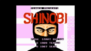 Shinobi (NES) Game Hub